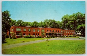 Harrisonburg VA~Virginia Mennonite Nursing Retirement Home Inc~1967 Postcard