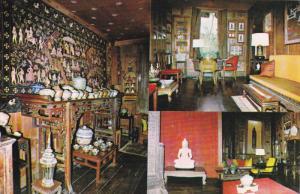 Jim Thompson's Thai House , BANGKOK , Thailand , 50-60s
