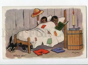 264803 BLACK Americana Kids by LEWIN Vintage Pulman #442 PC