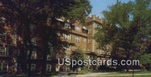 Roblee Hall, Stephens College Columbia MO Unused