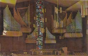 Indiana Valparaiso Reddel Organ University memorial Chapel Valparaiso Univers...