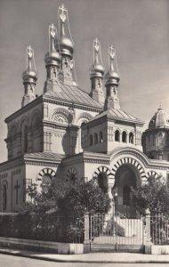 RP: Geneve  , Switzerland , 1930-50s ; L'Eglise Russe