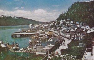 KETCHIKAN, Alaska, 1940s to Present; The First City