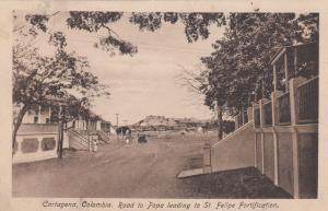 CARTAGENA , Colombia , 00-10s ; Road to Popa