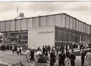RP: EXPO 58 , BRUXELLES , Belgium ; Pavilion of Austria
