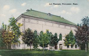 Art Museum, WORCESTER, Massachusetts, 00-10s