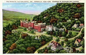 NY - Dansville. The Physical Culture Hotel