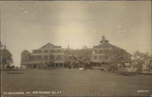 Altamont NY Helderberg Inn c1910 Real Photo Postcard