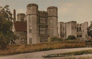 Warwickshire Postcard - The Castle, Kenilworth   RS22796