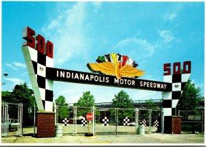 Indianapolis Motor Speedway Main Entrance