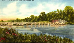 Virginia Martinsville Power House and Dam