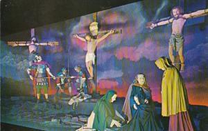 Tennessee Gatlinburg Christus Gardens The Crucifixion