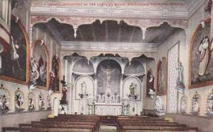 Oregon Portland Chapel Monastery  Of The Predious Blood