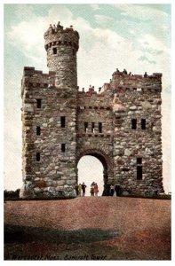 Massachusetts  Worcester , Bancroft Tower