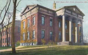 Raven High School , YOUNGSTOWN , Ohio , PU-1911