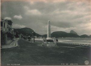 RP: RIO DE JANEIRO, Brazil, 1900-10s; Co Acabana