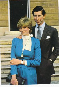Marriage of Prince of Wales and Lady Diana Spencer 29th July  1981