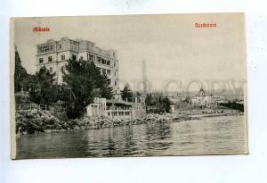 192757 Croatia Opatija ABBAZIA north Vintage postcard