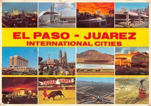 Mexico El Paso - Juarez International Cities, Ciudad Juarez & Texas