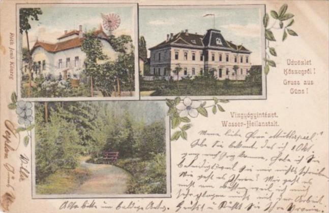 Hungary Multiple Views 1905
