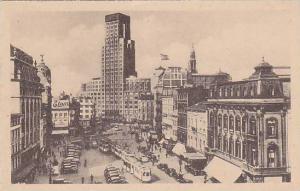 Sight On The Sky-Scraper, Antwerp, Belgium, 1900-1910s