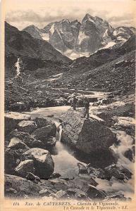 France Cauterets Chemin de Vignemale Cascade waterfall wasserfall