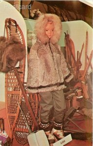 TN, Nashville, Tennessee, Roy Acuff's Hobby Exhibits, Parka, Mukluks, Snow Shoes