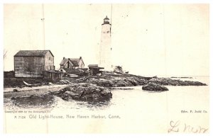 Connecticut New Haven , the Old Light House