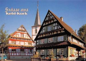 Gruesse aus Kehl-Kork, Hotel Restaurant Pension