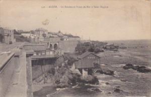 Algeria Alger Le Boulevard Front de Mer a Saint Eugene