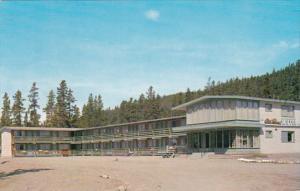 Canada Jasper Park Mt Robson Motel