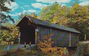 Maine Babbs Covered Bridge