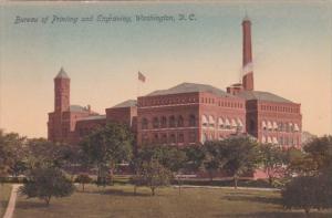 Washington D C Bureau Of Printing and Engraving