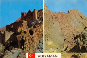B108677 Turkey Adiyaman Ruins Mountain Landscape