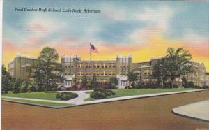 Paul Dunbar High School Little Rock Arkansas