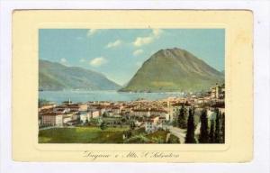 Lugano e Mte. S. Salvatore, Switzerland , 00-10s