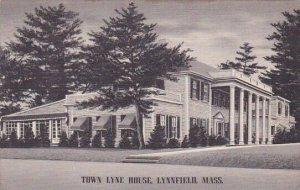 Town Lyne House Lynnfield Massachusetts