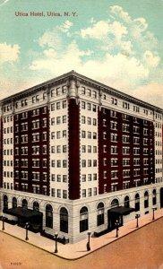 New York Utica The Utica Hotel