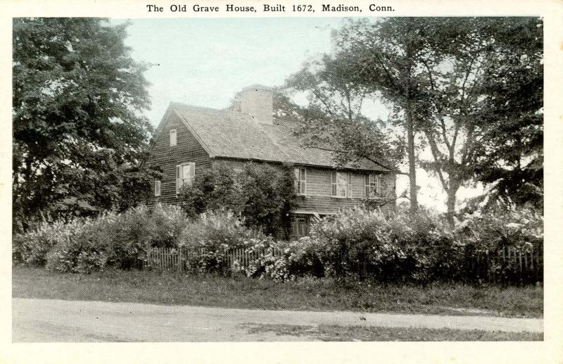 CT - Madison. The Old Grave House