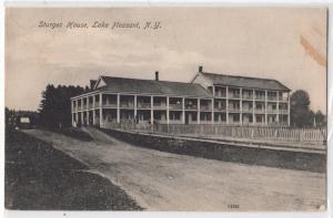 Sturges House, Lake Pleasant NY
