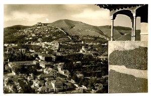 Spain - Granada. Albaicin Viewed from Queen's Hair Dresser Room  *RPPC