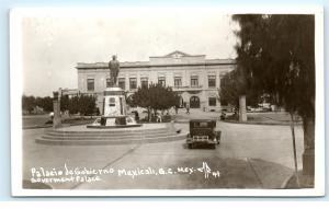 *Government Palace Mexicali Baja California Mexico Vintage Photo Postcard C40