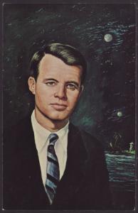 Robert F Kennedy Postcard