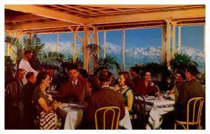 Utah Salt Lake City  Hotel Utah, Starlite Gardens  interior