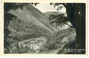 Bulgaria, Cloitre de Rila, Monastery, unused real photo Postcard