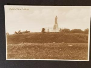 Mint Ireland County Meath The Hill of Tara Real Picture Postcard