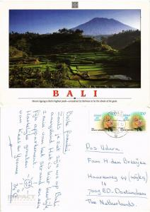 CPM  Indonesie - Bali - Mount Agung - Bali's Highest Peak  (694981)