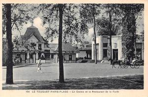 France Le Touquet Paris Plage, Le Casino et la Restaurant de la Foret