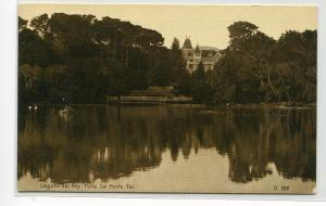 Hotel Del Monte Laguna del Rey California 1910c postcard