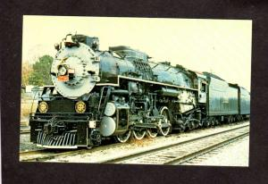 TN Southern Railway Railroad Train Loco 2716 Emory Gap Tennessee Tenn Postcard